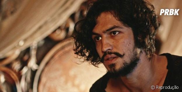 """Em """"Velho Chico"""": Miguel (Gabriel Leone) descobre toda verdade sobre seu passado"""