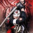 """Filme """"Esquadrão Suicida"""":Katana(Karen Fukuhara) sabe bem como usar sua espada!"""