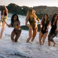 """Fifth Harmony sensualiza muito e tira onda no clipe de """"All In My Head (Flex)""""!"""