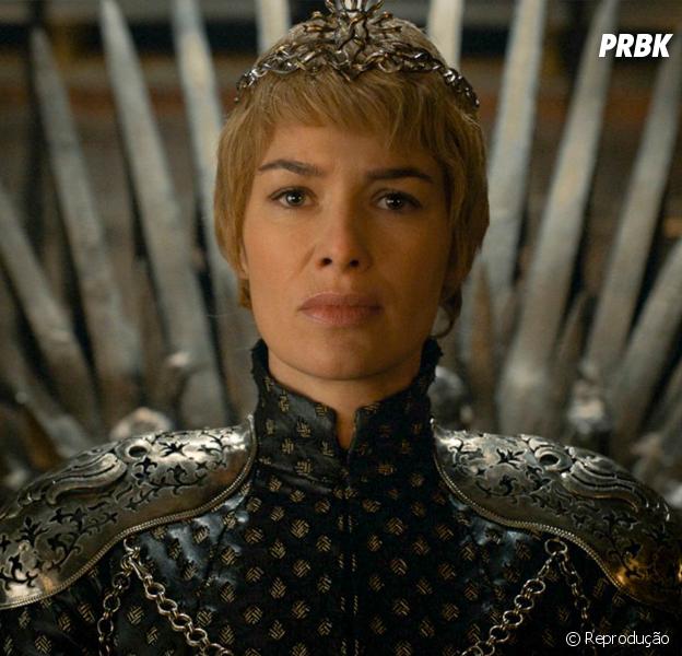 """Série """"Game of Thrones"""": no último episódio da 6ª temporada, Cersei (Lena Headey) se torna a Rainha dos Sete Reinos"""