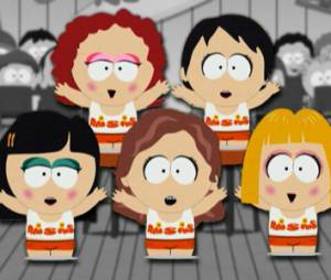 "Muito GIRL POWER em ""South Park: Stick of Truth"""