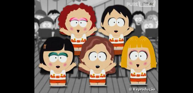 """Muito GIRL POWER em """"South Park: Stick of Truth"""""""