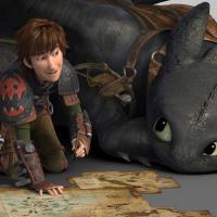 """Teaser de """"Como Treinar o seu Dragão 2"""" traz protagonista planejando viagem"""