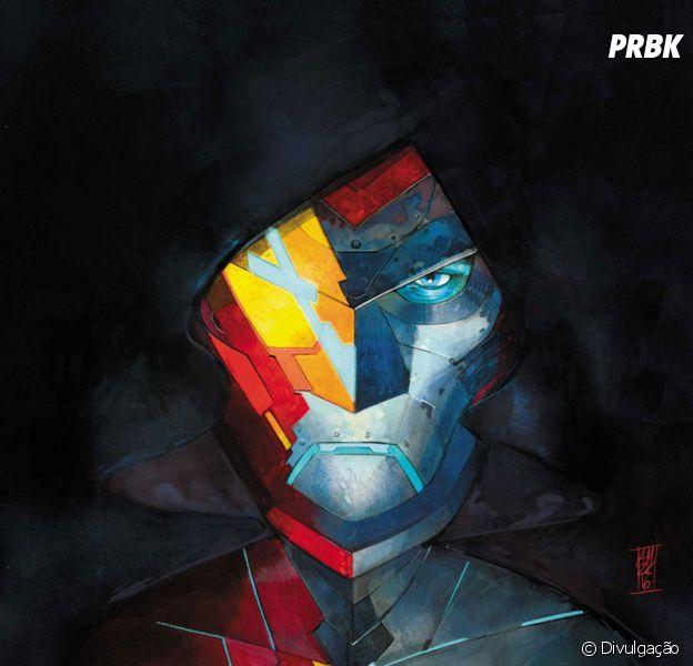 Victor Von Doom também vai assumir a armadura do Homem de Ferro