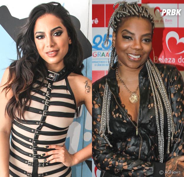 Abertura da Olimpíada do Rio de Janeiro pode ter shows de Anitta e Ludmilla