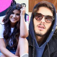 """De """"Malhação"""", Brenno Leone e Giulia Costa vão a festa de Nego do Borel e comentam término!"""