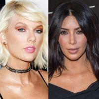 "Taylor Swift recebe acusações de Kim Kardashian no próximo ""Keeping Up With The Kardashians""!"
