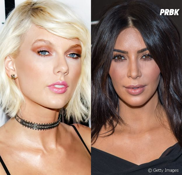 "Kim Kardashian alfineta Taylor Swift no próximo ""Keeping Up With The Kardashians"""