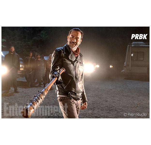 """Em """"The Walking Dead"""", supostas vítimas de Negan (Jeffrey Dean Morgan) são divulgadas!"""