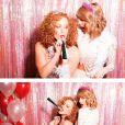 Taylor Swift e Abigail Anderson são grandes amigas