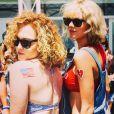 Taylor Swift e Abigail Anderson são melhores amigas!
