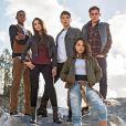 """""""Power Rangers"""" ganha novidades na Comic-Con 2016"""