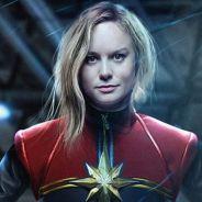 """De """"Capitã Marvel"""": Brie Larson, de """"O Quarto de Jack"""", é confirmada como a protagonista!"""