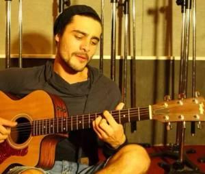 Guilherme Leicam grava seu primeiro álbum