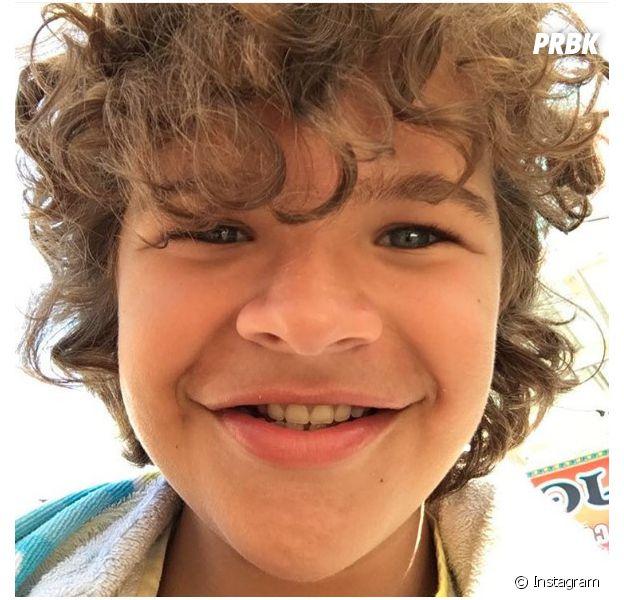 """Gaten Matarazzo, o Dustin de """"Stranger Things"""", manda recado fofo para fãs brasileiros"""