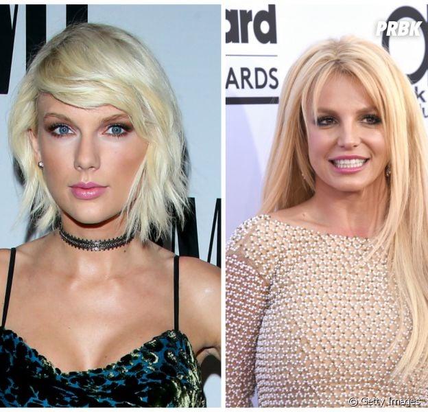 Britney Spears diz que nunca conheceu Taylor Swift, mas elas já estiveram juntos no VMA!