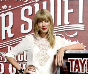 Taylor Swift é uma das divas do pop mais polêmica atualmente