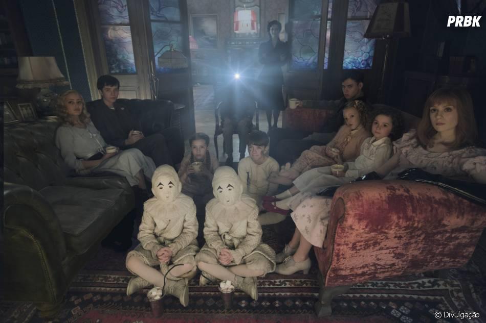 """Asa Butterfield protagoniza """"O Lar das Crianças Peculiares"""", novo filme de Tim Burton"""