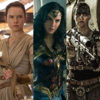 """De """"Star Wars VII"""" a """"Mad Max"""": veja filmes com mocinhas que não precisam de homens!"""
