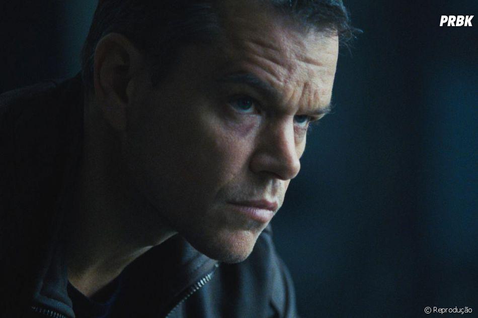 """Fechando o top 3 de maiores bilheterias dos EUA no fim de semana está """"Jason Bourne"""""""