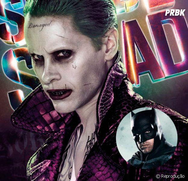 """De """"Esquadrão Suicida"""": Coringa (Jared Leto) foi responsável pela morte de Robin"""