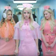 """Em """"Scream Queens"""": na 2ª temporada, com Emma Roberts e Taylor Lautner, confira novo teaser!"""