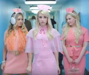 """Em """"Scream Queens"""", Chanels são convidadas para participar de uma experiência em novo teaser da 2ª temporada"""