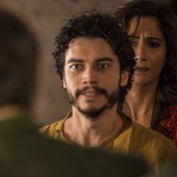 """Novela """"Velho Chico"""": Tereza (Camila Pitanga) e Martim se unem contra Afrânio!"""