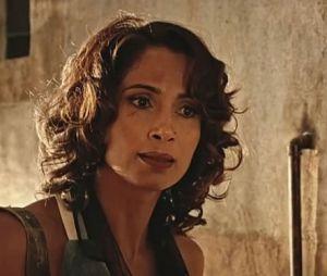 """Em """"Velho Chico"""",Tereza (Camila Pitanga) fala que nunca teve a intenção de ameaçarLuzia (Lucy Alves)"""