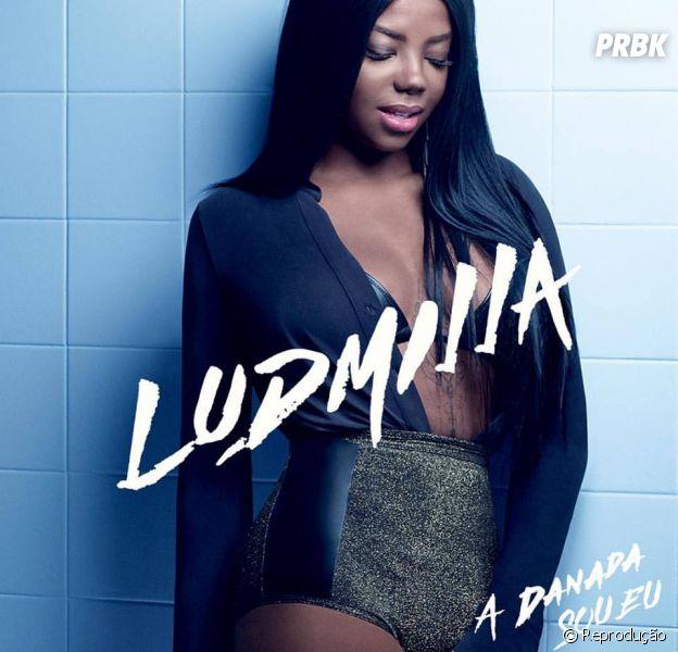 """Ludmilla com CD novo! Cantora divulga capa e tracklist de """"A Danada Sou Eu"""""""