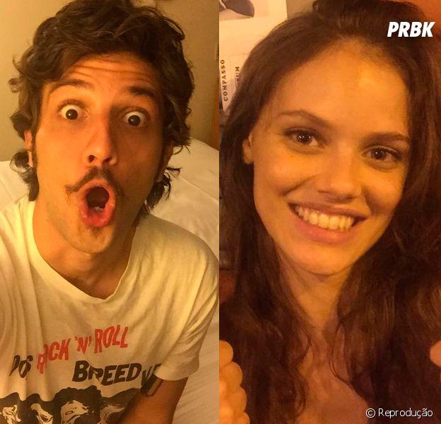 Chay Suede lança clipe com Laura Neiva!