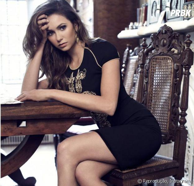 """Nina Dobrev também está gravando o filme """"Triplo X"""""""