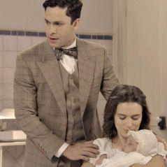 """Final """"Êta Mundo Bom!"""": Celso (Rainer Cadete) assume filha de Maria e deixa esposa emocionada!"""