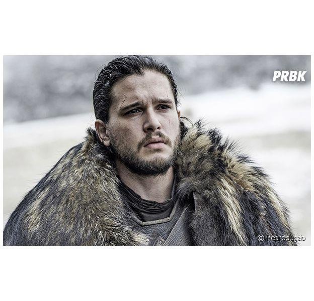 """De """"Game of Thrones"""", Kit Harington se diz decepcionado com retorno de Jon Snow!"""