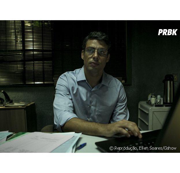 """Em """"Justiça"""", Maurício (Cauã Reymond) fará uma eutánasia na mulher, Beatriz (Marjorie Estiano)"""