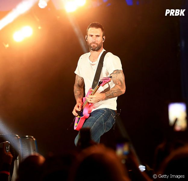 Adam Levine, do Maroon 5, está confirmado para o Rock in Rio 2017