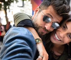 """Novela """"Sol Nascente"""": Alice (Giovanna Antonelli) e Mario (Bruno Gagliasso) são melhores amigos e descobrem amor"""