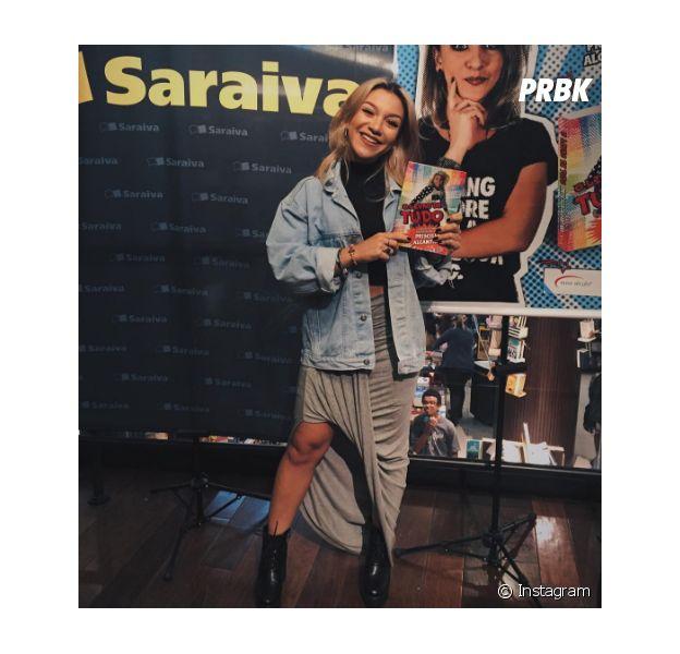 """Priscilla Alcantara fala sobre """"O Livro de Tudo"""" em entrevista exclusiva com o Purebreak"""