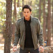 "Em ""The Vampire Diaries"": na 8ª temporada, Tyler (Michael Trevino) volta para confrontar Damon!"