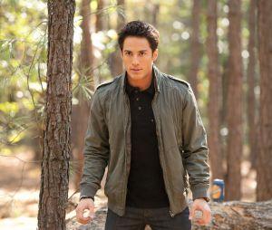 "Tyler (Michael Trevino) está de volta em ""The Vampire Diaries"""