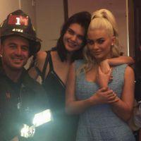Kylie Jenner, Kendall Jenner e Hailey Baldwin ficam presas em elevador e registram tudo no Snapchat