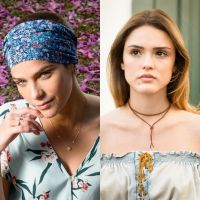 "Novela ""A Lei do Amor"": Isabella Santoni ou Isabelle Drummond? Quem vai arrasar mais?"