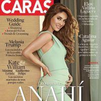 Anahi anuncia gravidez e Dulce Maria, ex-colega de RBD, comemora a notícia no Twitter!