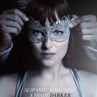"""De """"50 Tons Mais Escuros"""": Dakota Johnson e Jamie Dornan aparecem em teaser e cartaz do filme!"""