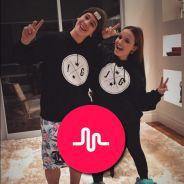 Larissa Manoela, João Guilherme, Luis Mariz e mais famosos estão no app musical.ly!