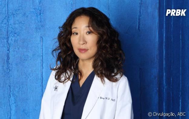 "Cristina Yang (Sandra Oh) dá adeus à ""Grey's Anatomy""!"