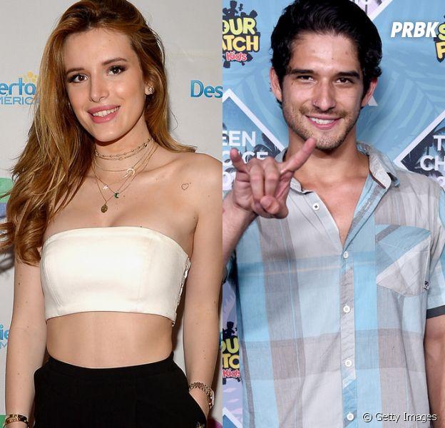 """Tá rolando! Bella Thorne e Tyler Posey, de """"Teen Wolf"""", estão juntos"""