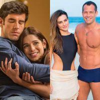 """Novela """"Haja Coração"""": Felipe e Shirlei (Sabrina Petraglia) ou Apolo e Tamara? Qual o melhor casal?"""