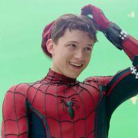 """Novo """"Homem Aranha"""": Tom Holland cai em pegadinha no set de filmagem e mostra piada no Instagram!"""