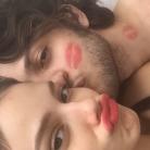"""Chay Suede parabeniza Laura Neiva no aniversário de 23 anos da namorada: """"Meu amor"""""""